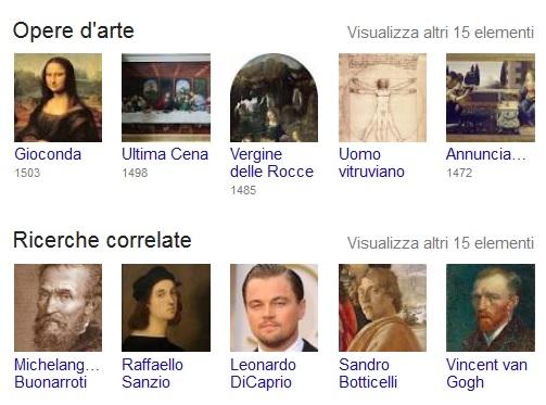 Leonardo_on_google