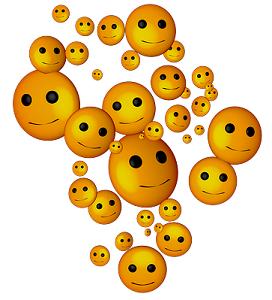 Smiles bubble